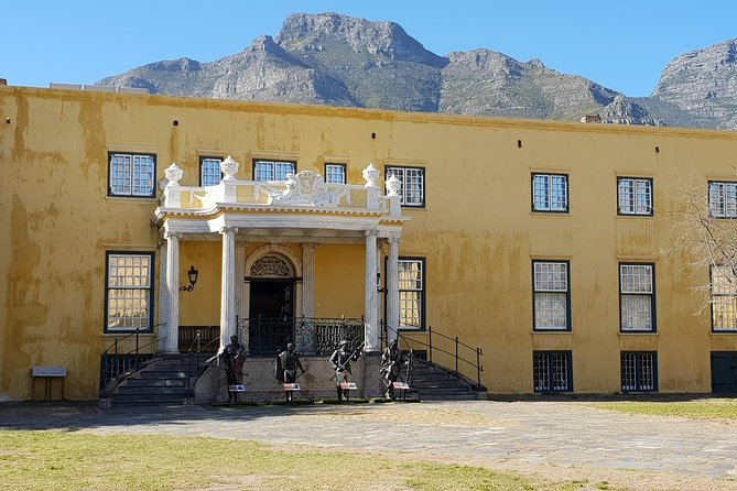 Cape Town City Tour And Table Mountain