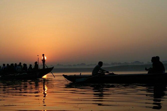 Varanasi Sunrise Day Tour Activity