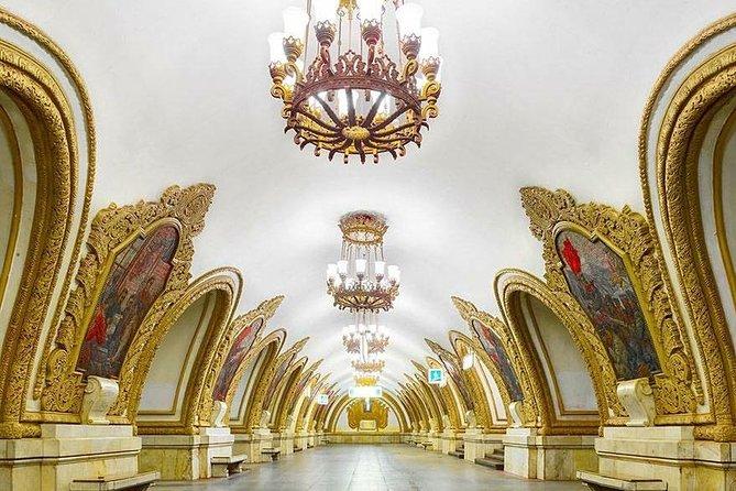 Moscow metro Kievskaya