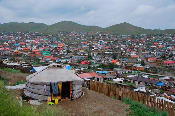 Ger District of Ulaanbaatar Private Day Tour Including Lunch