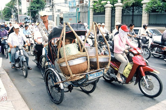 1-day biking Offbeat Saigon