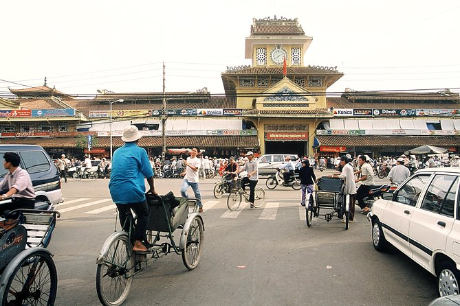 1-day biking Uncovering Saigon