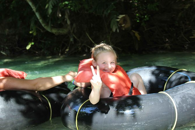 Calypso River Tubing Adventure from Ocho Rios