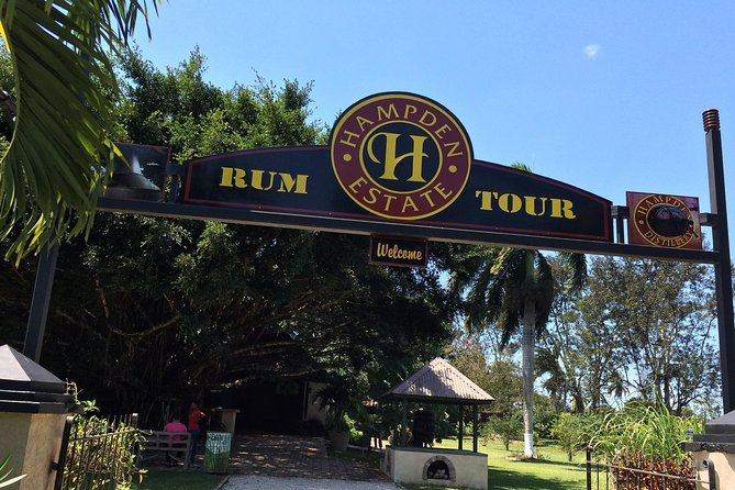 Hampden Estate Rum Tour and Lunch from Montego Bay photo 4