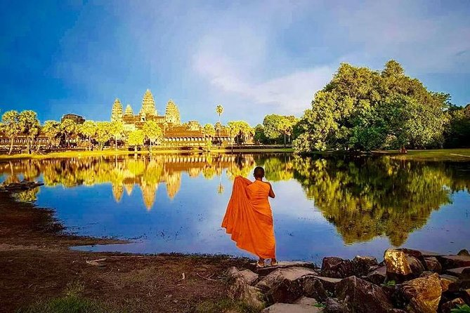 Angkor Wat Full Day Private Tours