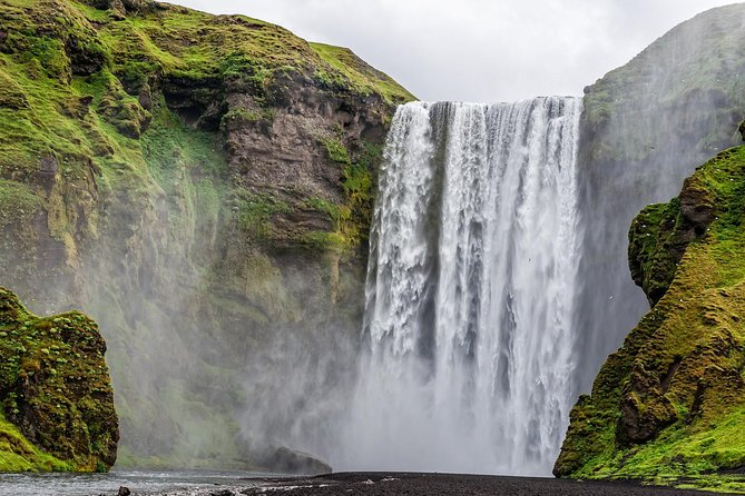 Combo - Private Golden Circle and the South Coast Tour from Reykjavik