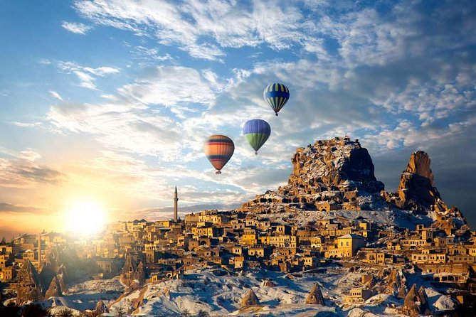 Private Two Days Cappadocia Experience Tour from Istanbul