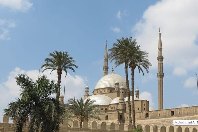 Private Day Tour to Salah El Din Citadel - Old Cairo Tour from Cairo