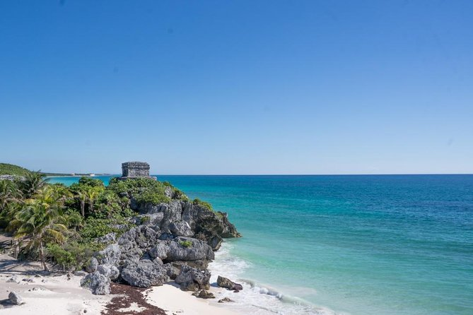 Tulum and Coba Private Tour from Cancun Hotel Zone