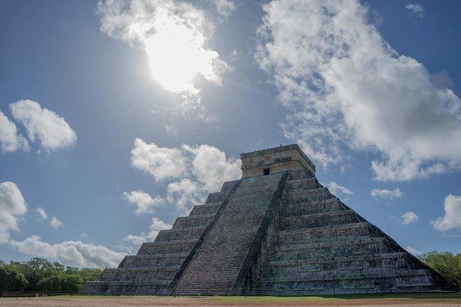 Chichen Itza and Valladolid private tour from Cancun hotel zone