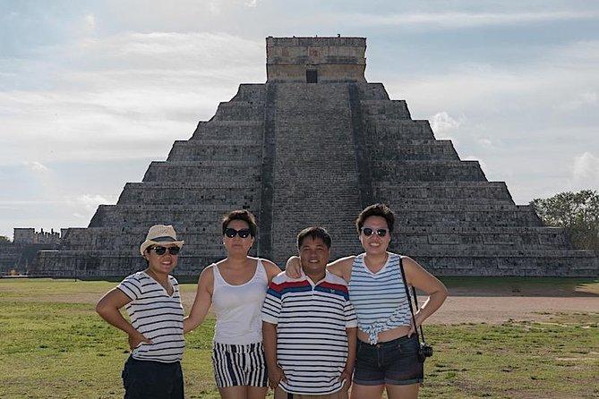 Chichen Itza, Valladolid, Cenote private tour from Cancun hotel zone