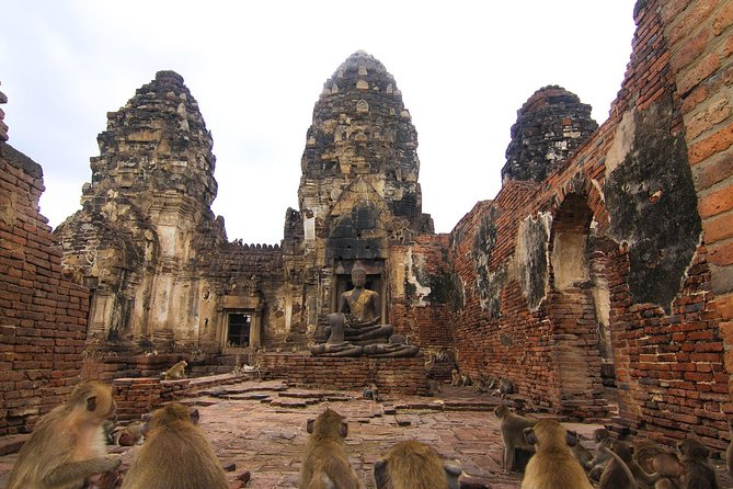 Private Tour: Full Day Ancient City of Ayutthaya and Lopburi
