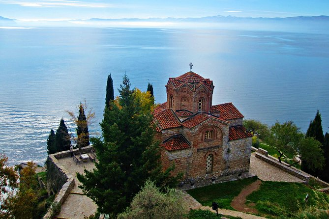 Full day tour of Ohrid with St Naum from Skopje