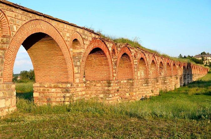 Skopje city tour & Roman Aqueduct with lunch