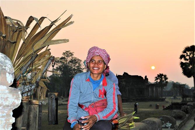Full Day Angkor Park with Sunset by Tuk Tuk