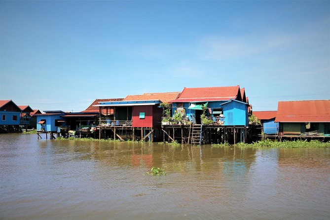 Tonle Sap Lake - Fishing Village & Flooded Forest