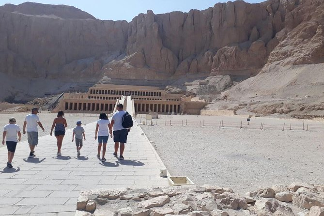 Full-Day East and West Luxor Private Tour