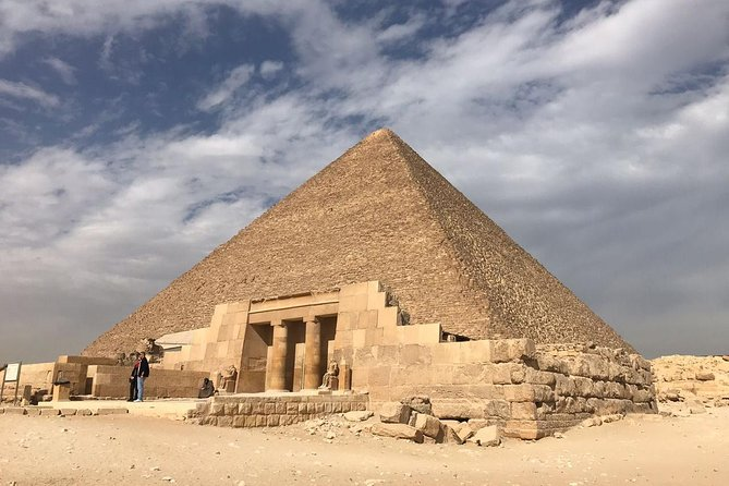 Giza pyramids, Sphinx, Sakkara and Dahshur Private Trip photo 1
