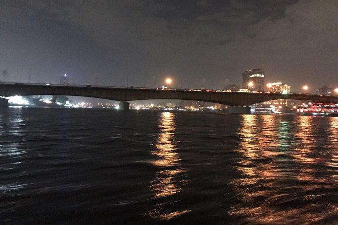 Cairo Dinner Nile Cruise and Show