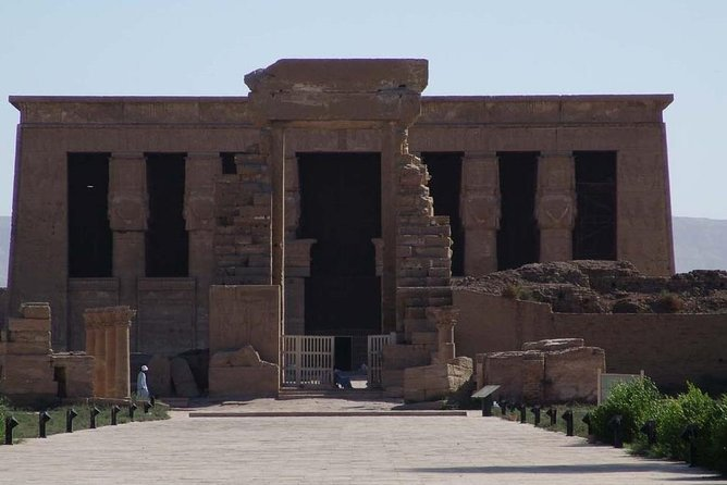 Full Day Tour: Dendera and Abydos Temples from Luxor