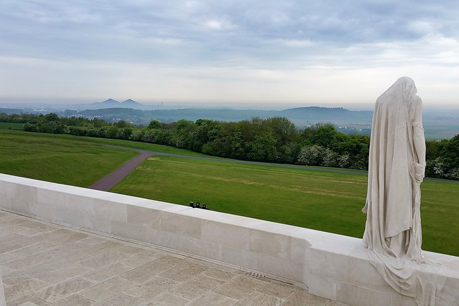 1 day Canadian WW1 tour including Vimy Ridge