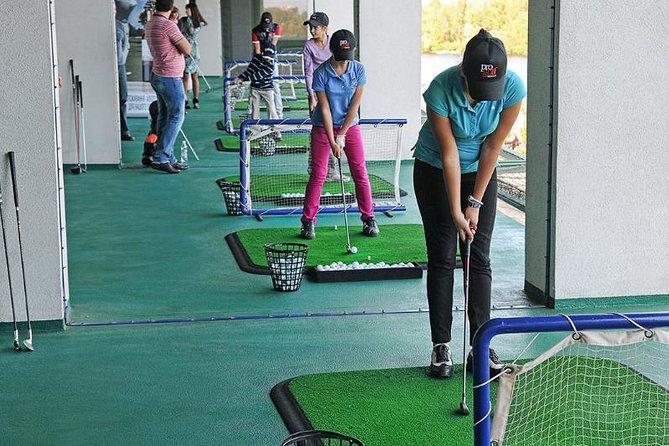 Excursión privada al centro de golf de Kiev