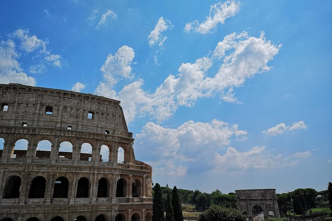 Skip the line guided tours of Colosseum from Civitavecchia cruise port