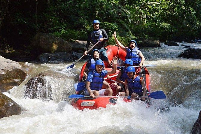 Bali Ayung White Water Rafting Adventure
