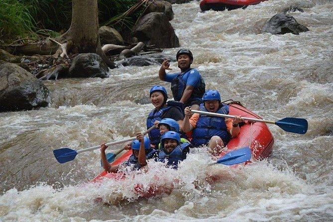 Bali Ayung White Water Rafting Adventure