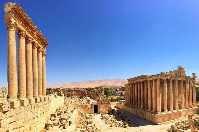 Day Trip from Beirut - Baalbek, Anjar & Ksara - Private Tour