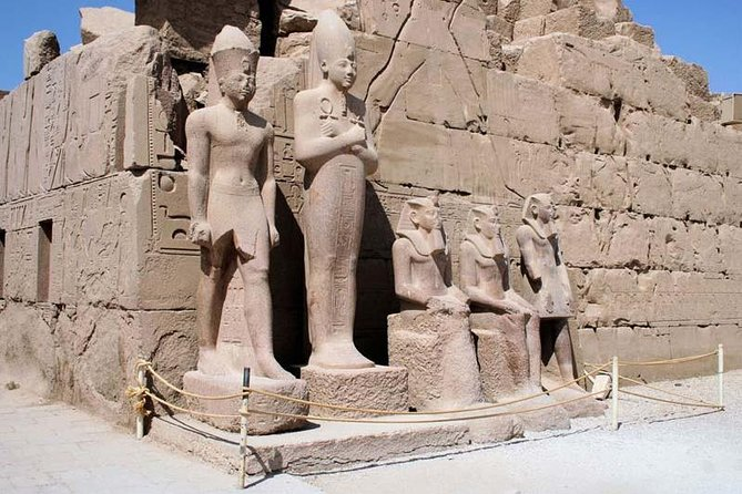 One Day Tour to Luxor from Sahl Hashesh