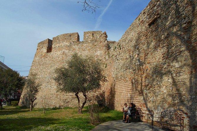 Durres ancient city walls