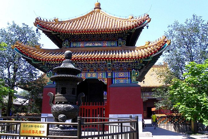 Private One Day Tour of Summer Palace, Panda House and Lama Temple