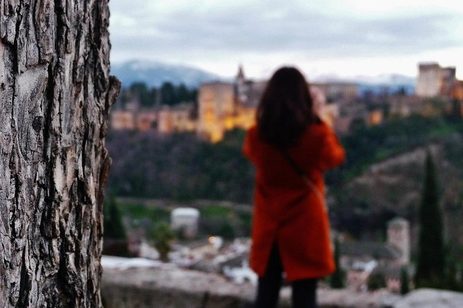 Experience: Albayzin and Sacromonte private tour at sunset with tapas