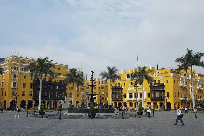 Excursion privée d'une journée complète: le meilleur de Lima
