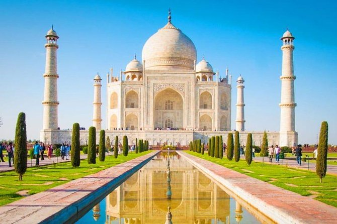 Full Day Agra Tour from Delhi By Car