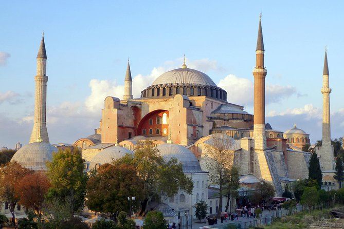 Private Full Day Highlights Tour of Istanbul City By Walking