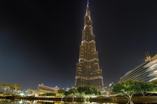 Burj Khalifa Tickets with Private Transfers
