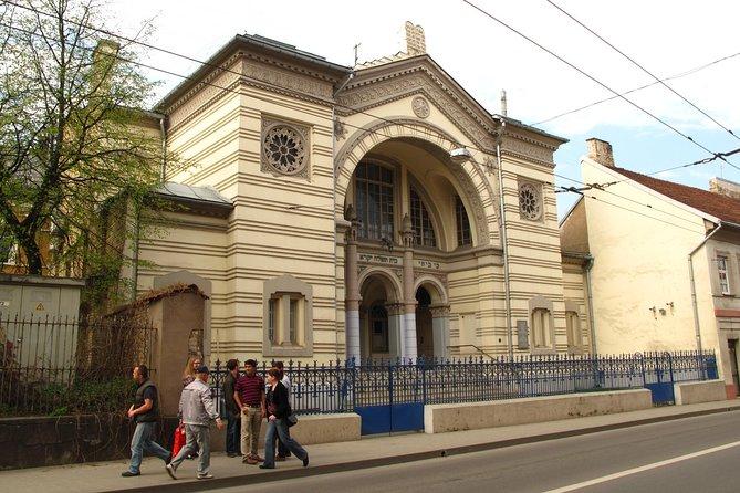 Privat jødisk Vilnius Tour