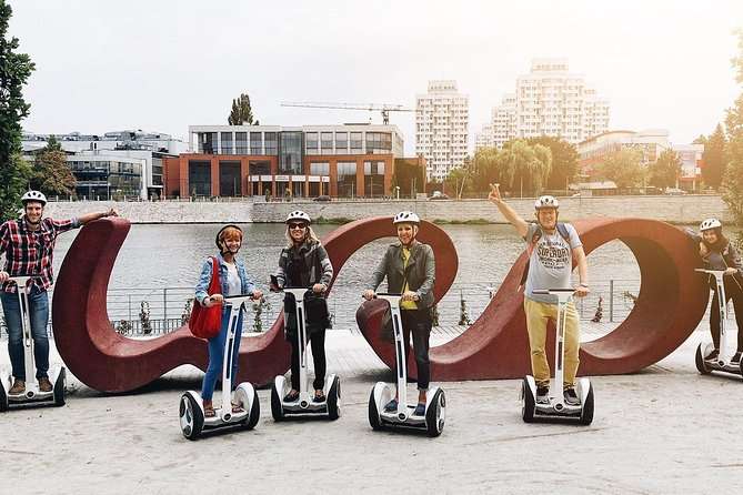 Wroclaw: 2-Hour Segway Tour around the Old Town