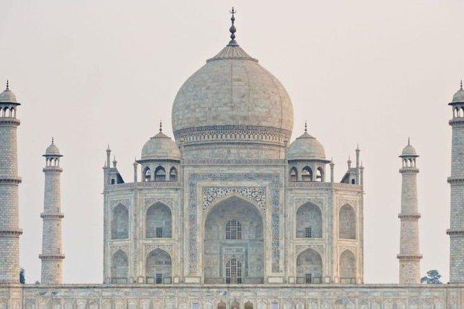 Tour of Taj Mahal, Agra Fort, Baby Taj, Fatehpur Sikri, and Abhaneri Step Well