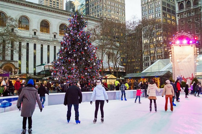 Christmas In Manhattan: Private Experience With A City Host