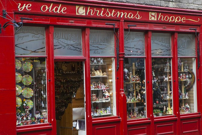 Private Customized Tour: A Local's Christmas In Edinburgh