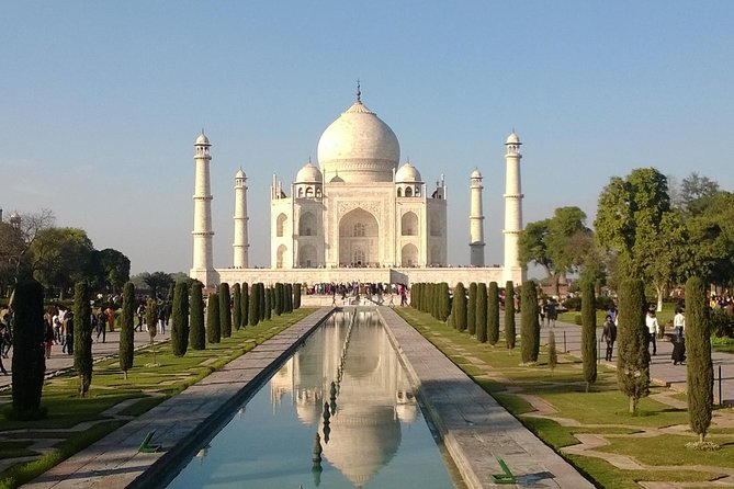 Sunrise Taj Mahal Tour By Car photo 1