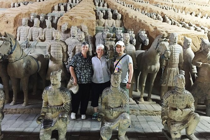 Private Tour: Customize Your Perfect Day Xi'an