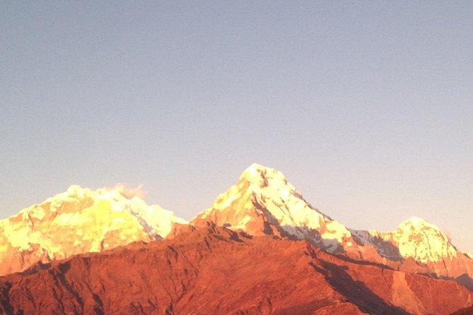 Sunrise Tour from Nagarkot over Mt Everest