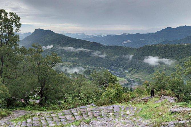Eksklusivt unik 3 Hill Station Trip med 4WD fra Pokhara Nepal