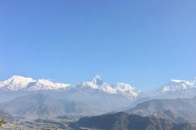 Exclusive Amazing Hill Station (Dhampus, Sarangkot, Stupa) Trip in Nepal
