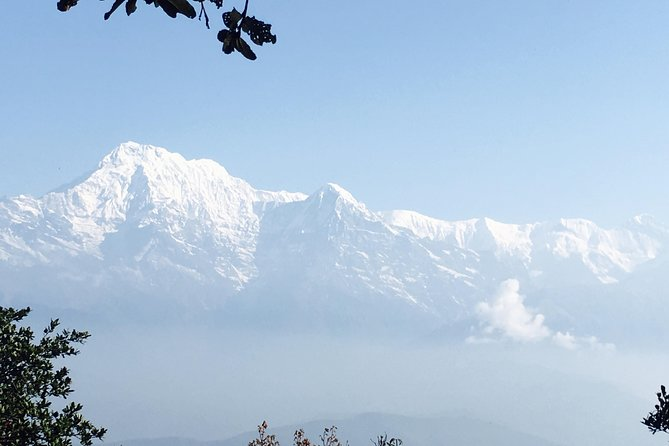 Day Hike to Chandrakot from Pokhara Nepal