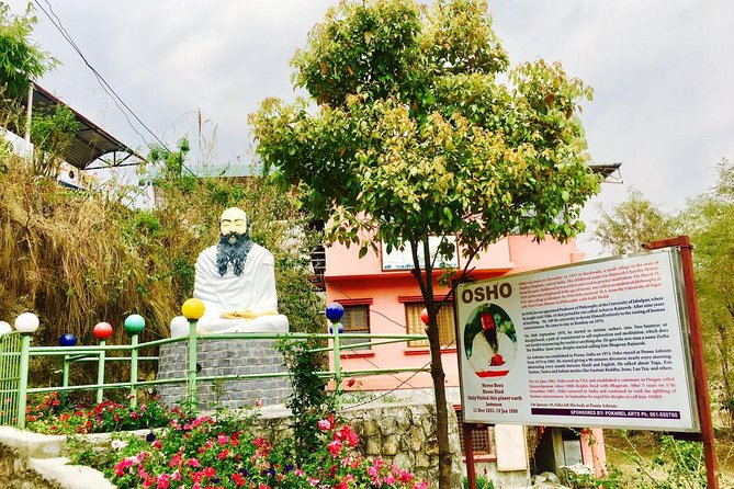 Beautiful Meditation Garden (Osho Upaban Garden Village) Tour from Pokhara Nepal